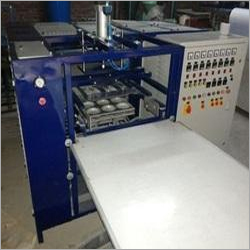 Automatic Thermocol Bowl Making Machine