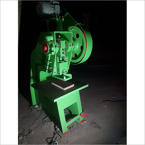 15 Ton Manual Slipper Making Machine