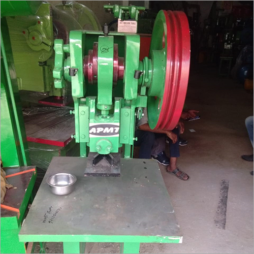 5 Ton Slipper Making Machine