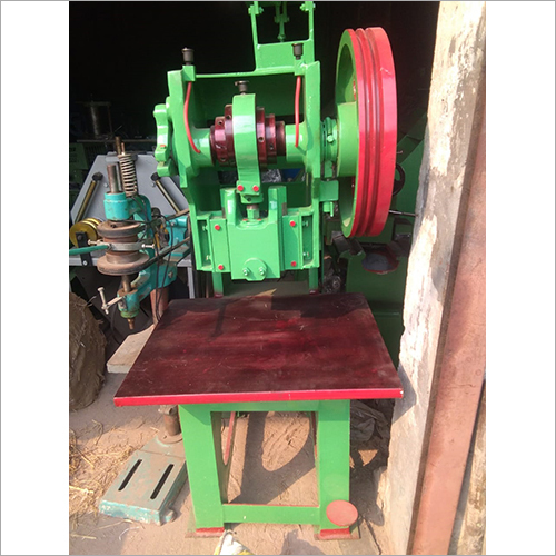 15 Ton Semi Automatic Slipper Making Machine