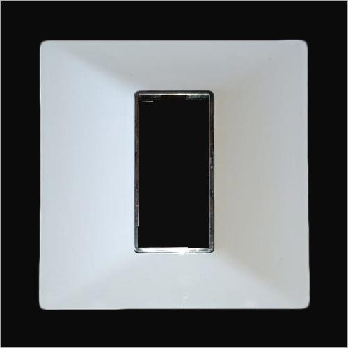 1 Module Switch Plate