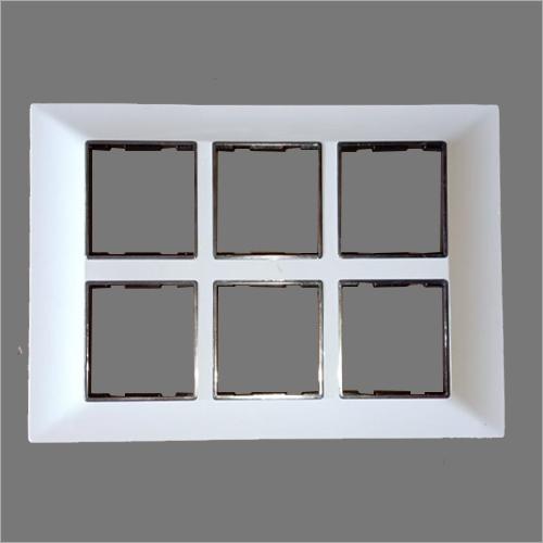 12 Module Switch Plate