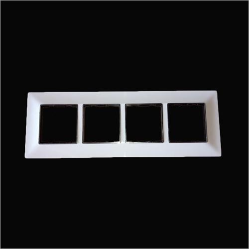 8 Module Vertical Switch Plate