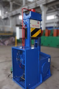 16 ton Hydraulic Forging Press for Blacksmith and Knife Maker