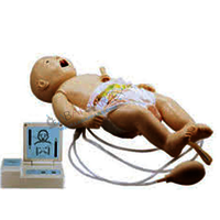 Advanced Full Functional Neonatal Nursing & CPR Manikin