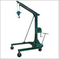 Manual Gantry Crane