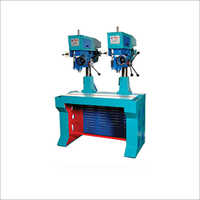 2 User Gang Drilling Machine