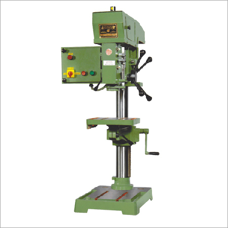 4t pillar type driling machines