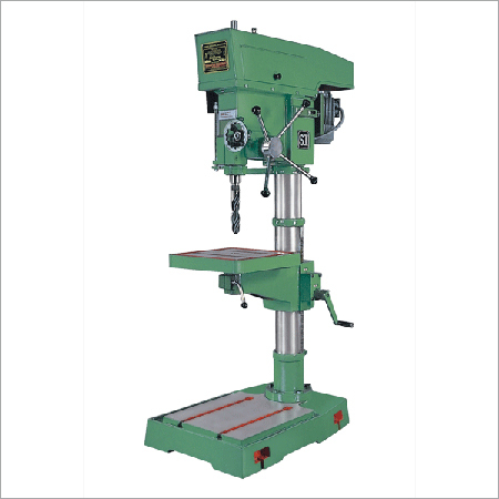 30 mm Pillar Drill Machine