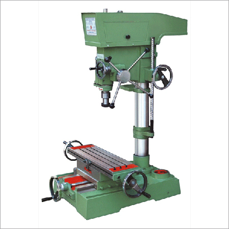 Millimg Cum Drilling Machine
