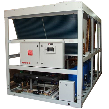 Scroll Chiller And Condensing Unit