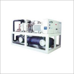 Water Cooled Twin Reciprocating Chiller