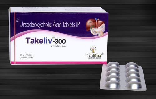 Ursodeoxycholic Acid 300 mg & 500 mg