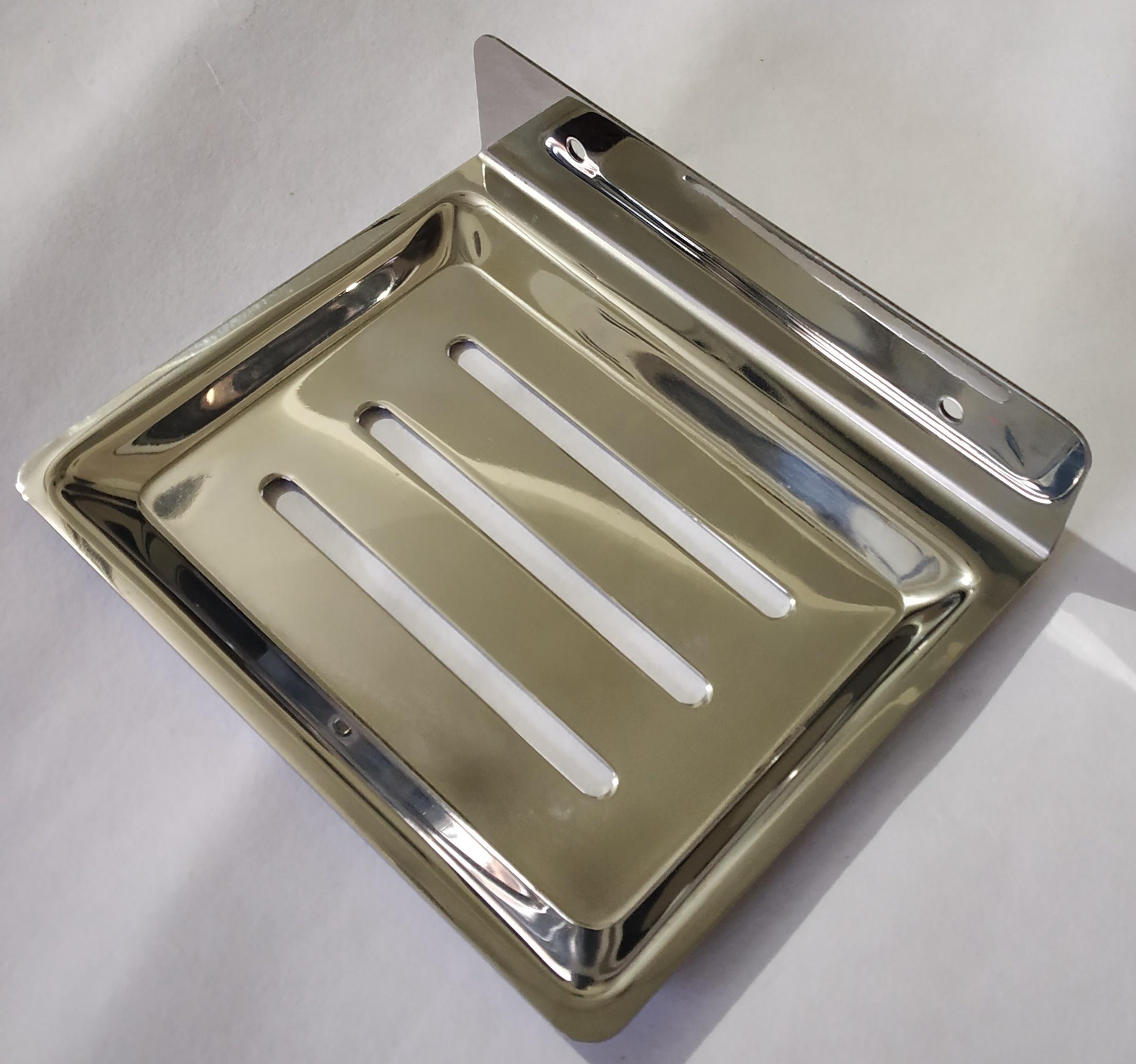 Benz soap dish
