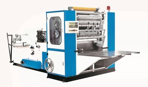 Face Tissue Making Machine