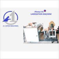 Automatic Lamination Machine