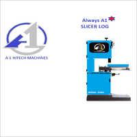 Automatic Toilet Roll Slitting Machine