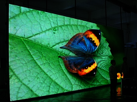 indoor led video display