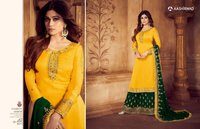 New Stylish Sharara Suits