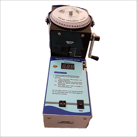 Digital Moisture Meter Direct Reading