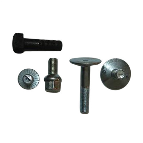 Wheel And Track Shoe Bolts