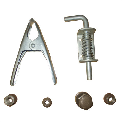 Leaf Spring Clamp