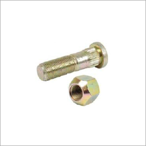 REAR WHEEL BOLT WITH NUT