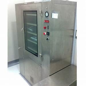 Stainless Steel Cleanroom Garment Cabinet