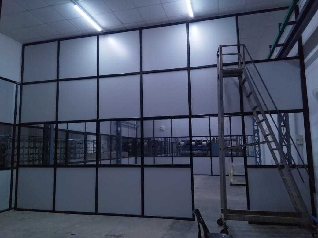 ALUMINIUM SECTION PARTITION