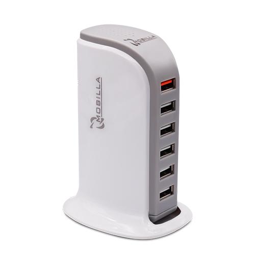 6 PORT USB CHARGING STATION (8A)