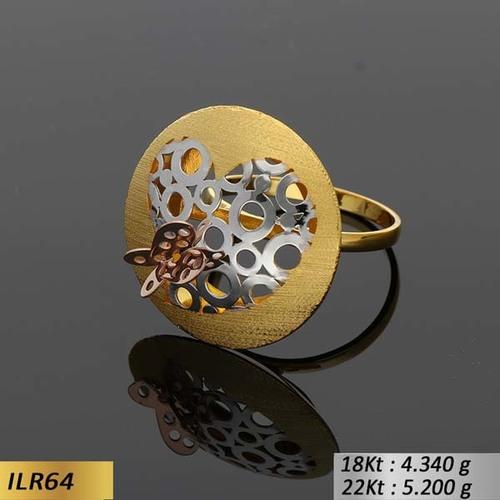 Designer Heart Ring