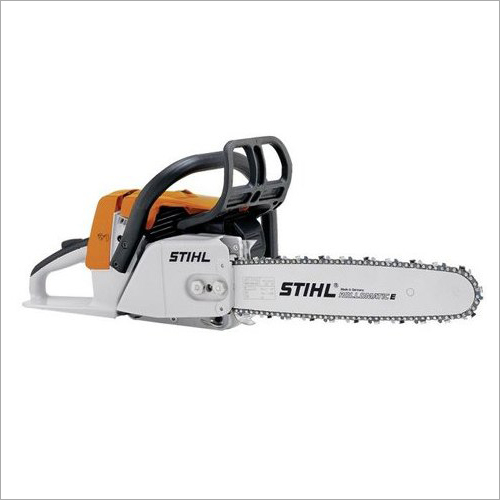 Petrol Operated Chain saw Machine