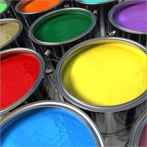 Interior Industrial Paint