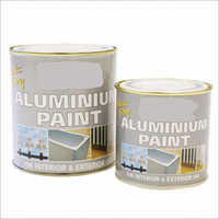 Industrial Aluminium Paint