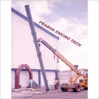 Industrial Heavy Equipment Erection Service