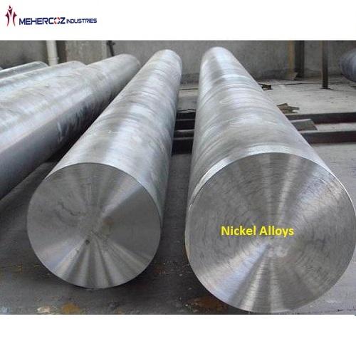 Nickel Alloys Round bar & Wires