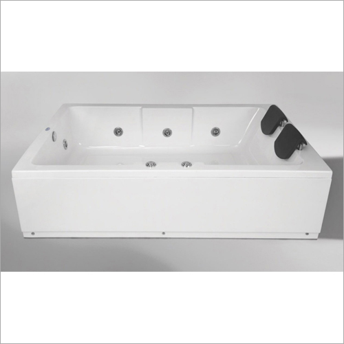 ZES Straightline Couple Bath Tub