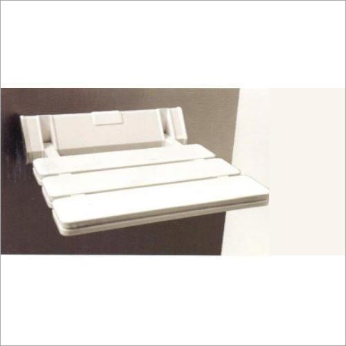 Folding Shower Teak Bench
