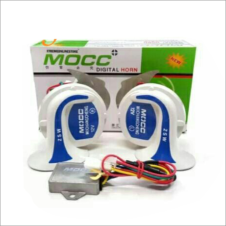 MOCC Bike Digital Horn
