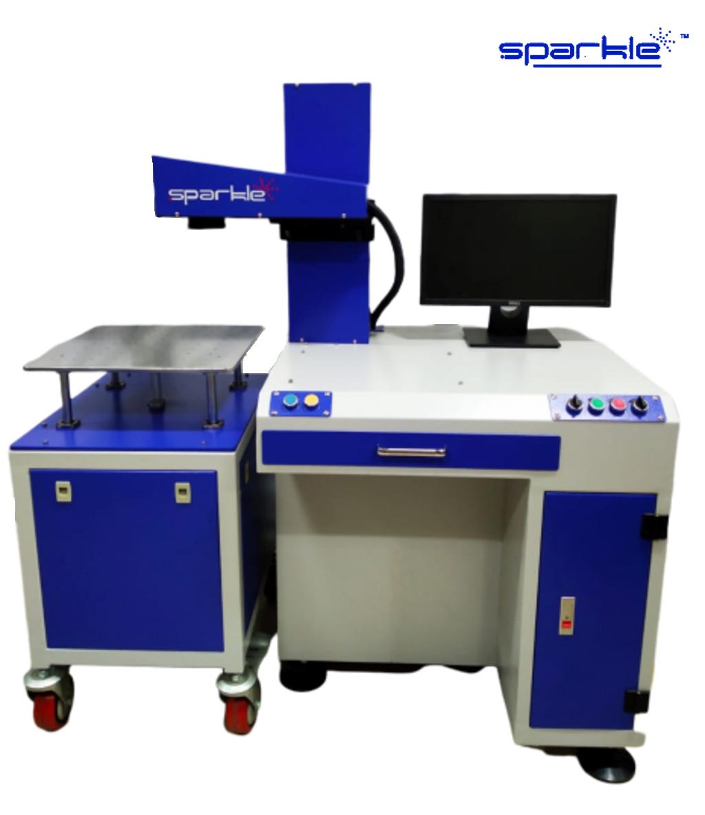 Laser Marking / Engraving Machine