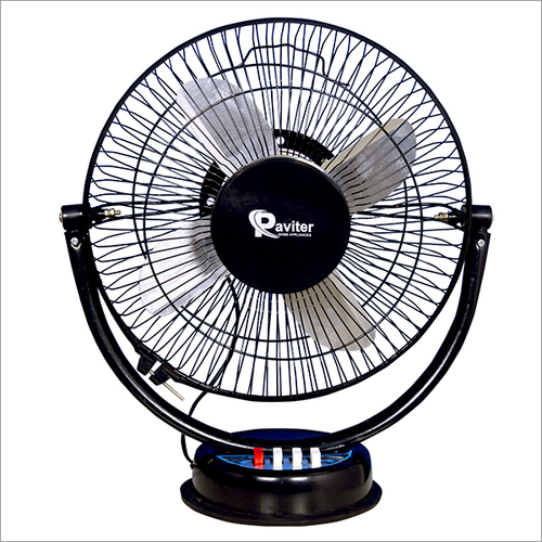 Black Ap Table Fan All Purpose Fan