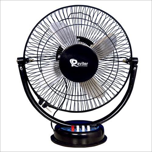 Black Ap Table Fan All Purpose Fan