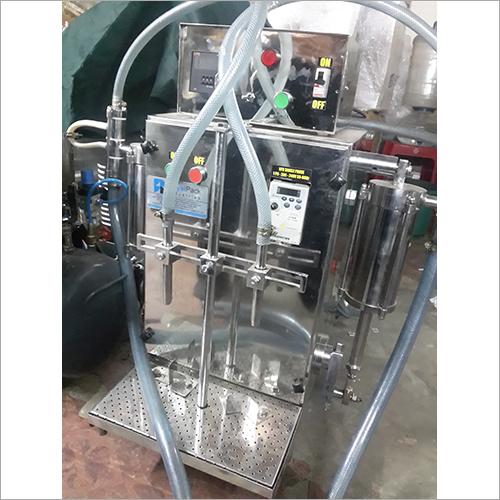 Semi Liquid Filling