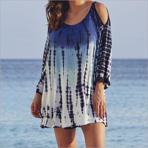 Ladies Printed Beachwear