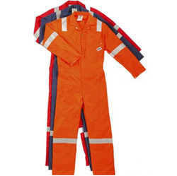 100% COTTON COVERALL