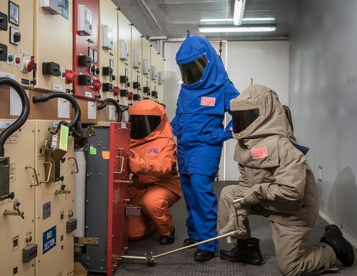 40 CAL ARC FLASH SUIT