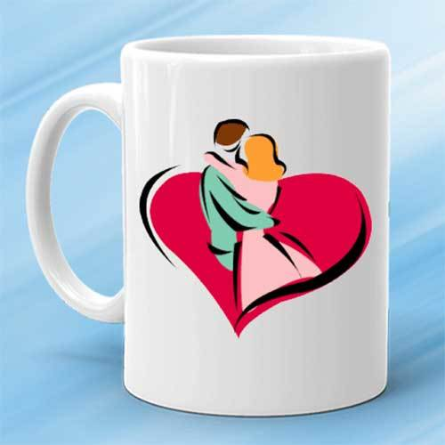 Customized Love Mugs Service