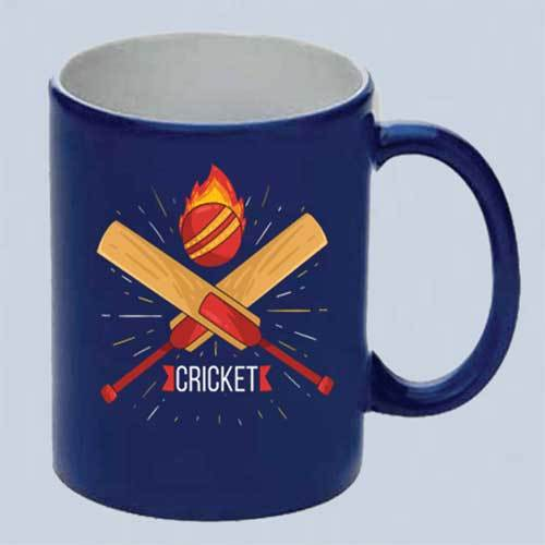 Customized Cricket Series Mugs Service