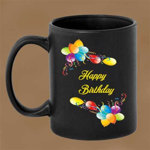 Customized Birthday Mugs Service
