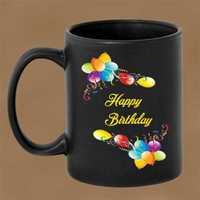Customized Birthday Mugs Service